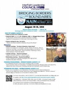 NAIN (North American Interfaith Network) Conference