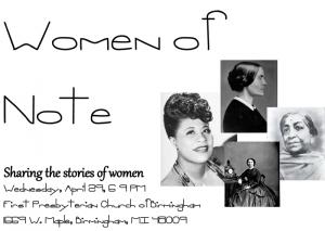 Women-of-Note